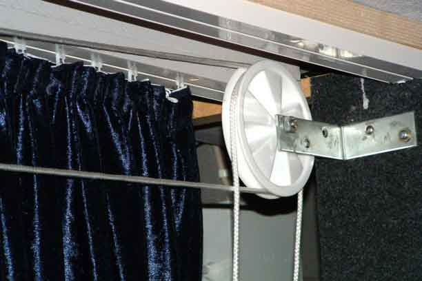 vorhang seilzugsystem lichthaus halle ffnungszeiten. Black Bedroom Furniture Sets. Home Design Ideas